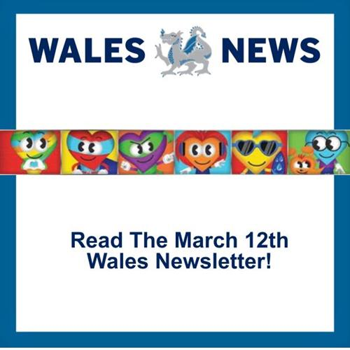 Wales Elementary March 12th News