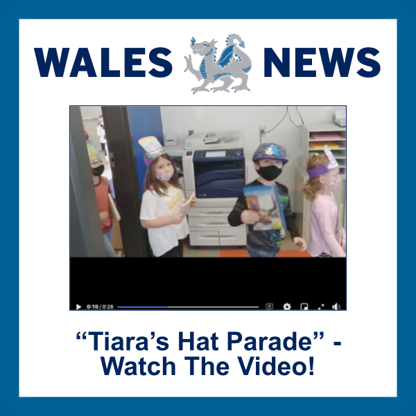Check Out The Hat Parade...
