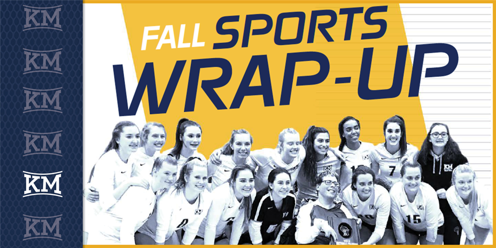 KMHS Fall Sports Wrap Up