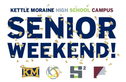 Senior weekend plans!