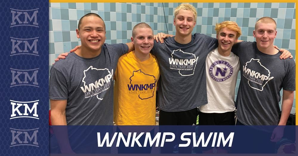 WNKMP Swim Success!