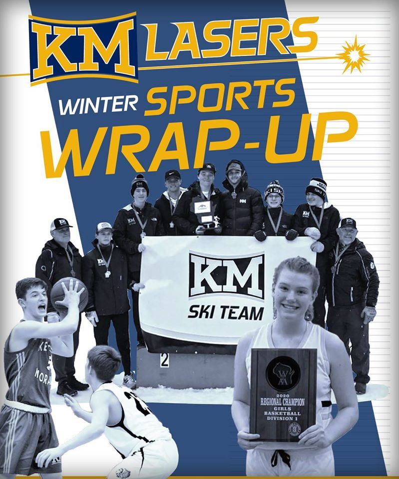 KMHS WINTER SPORTS WRAP-UP!