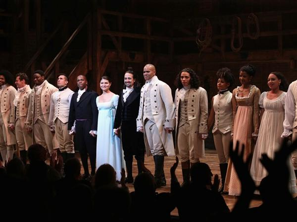 Hamilton: Putting People of Color Back in the Narrative