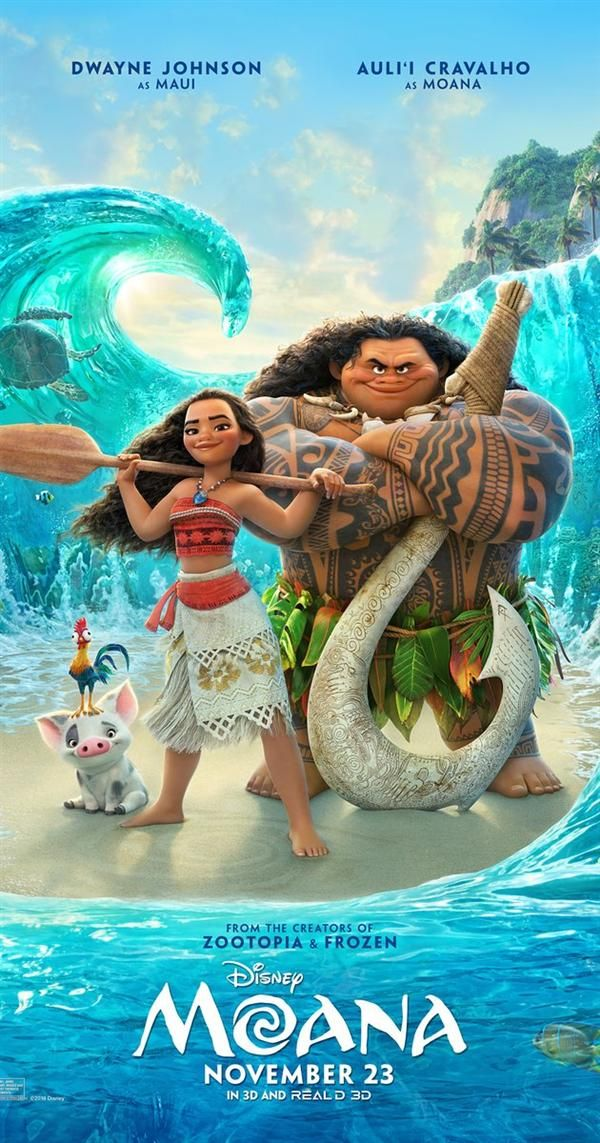 Disney Knows the Way: The Familiarity of Moana