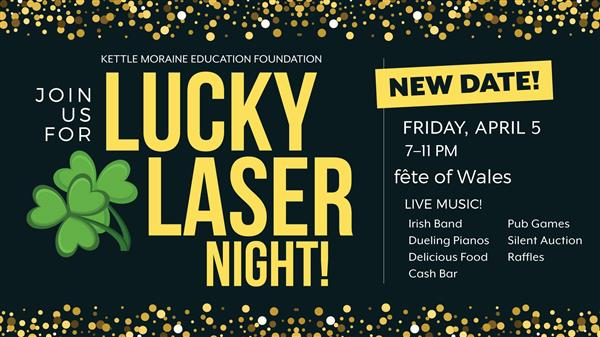 Lucky Laser Night
