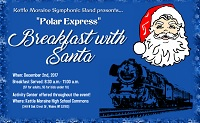 Breakfast with Santa and Holiday Craft Fair - Dec. 2