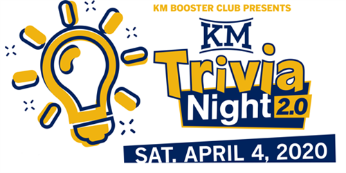 Sign Up For Trivia Night 2.0!