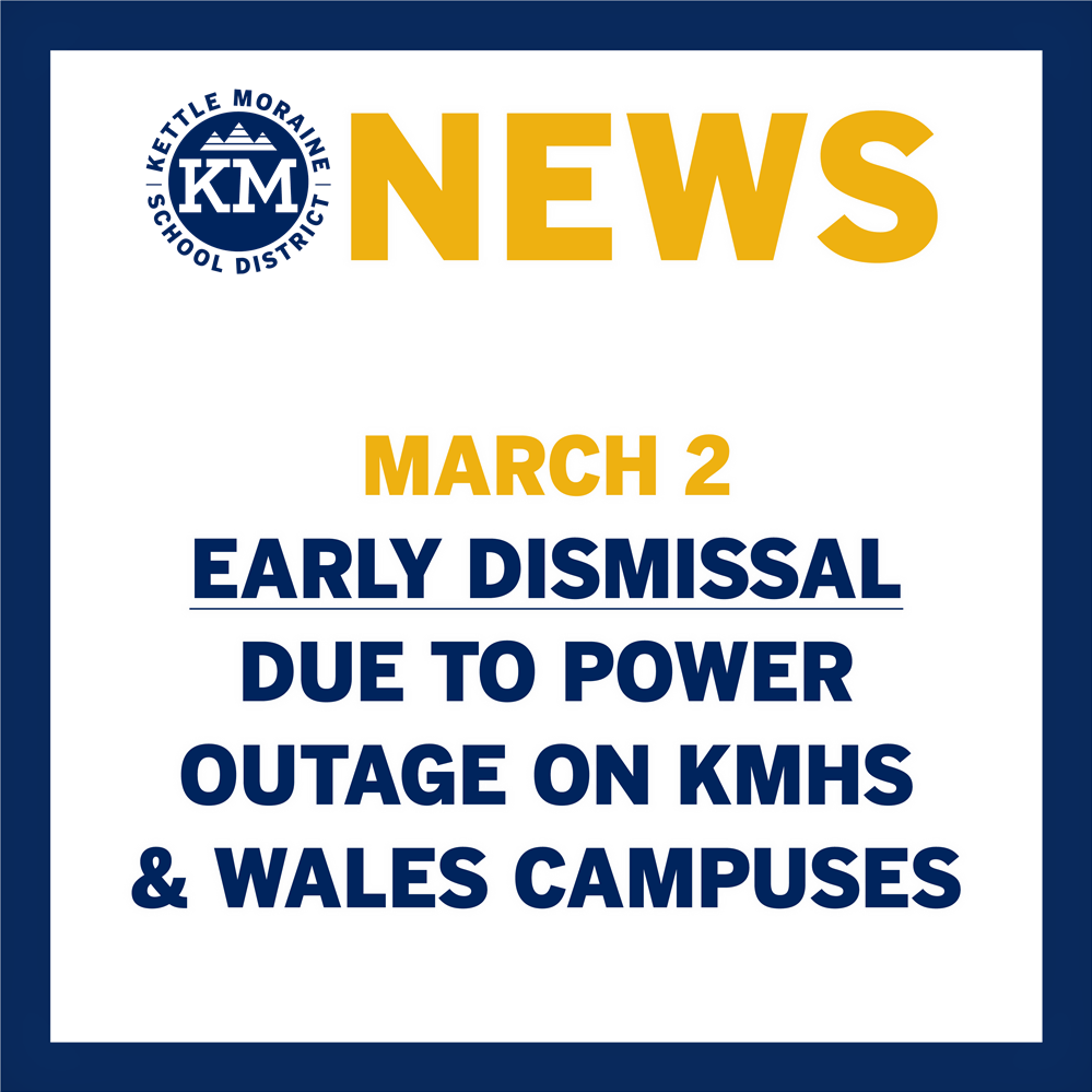 Power Outage Causes Early Dismissal - March 2