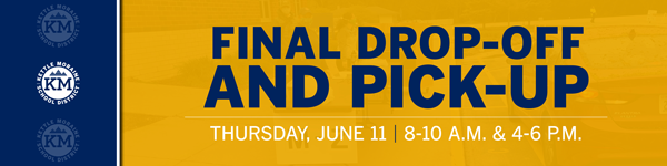 June 11 Drop-off and Pick-up