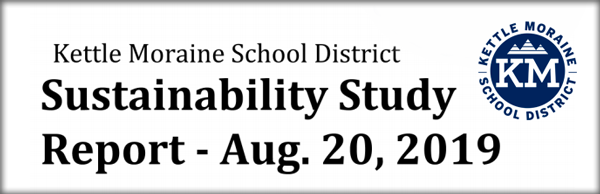 Kettle Moraine School District Sustainability Report