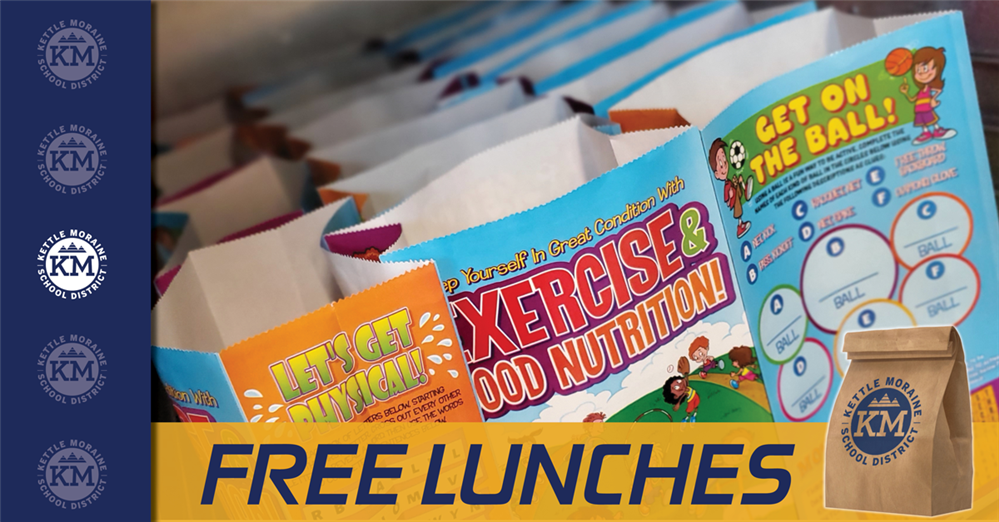 Free Lunch Program Extended Through July!