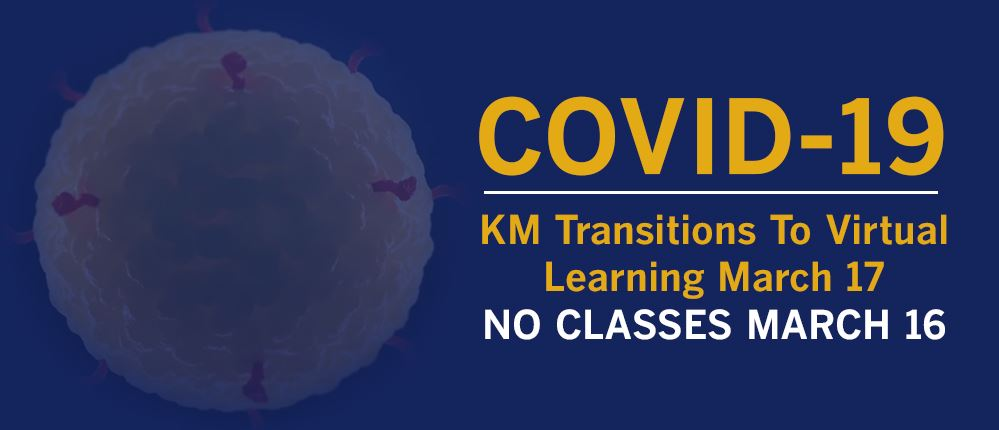KM Transitions To Virtual Learning