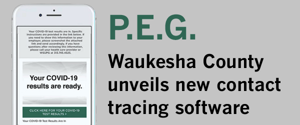 Waukesha County debuts new contact tracing system