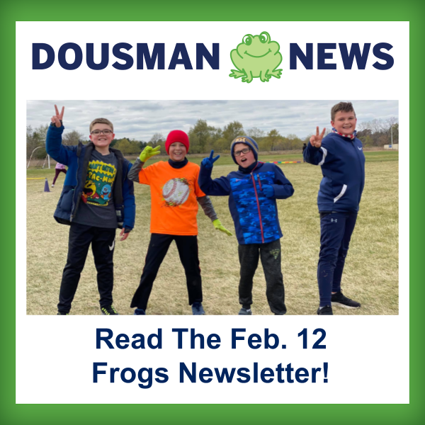 News From Dousman Elementary